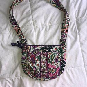 Retired pattern Vera Bradley crossbody purse